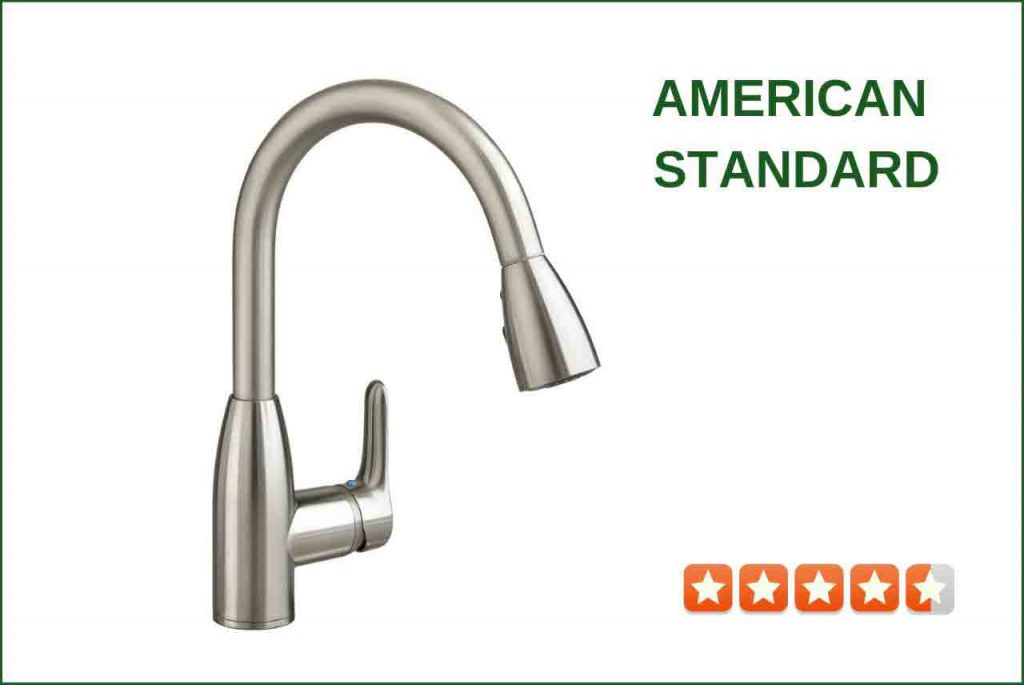 American Standard 4175300 075 Pull Down Kitchen Faucet