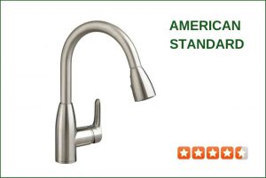 American Standard 4175300.075 Pull-Down Kitchen Faucet