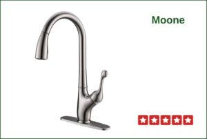 Moone YD-8016 Single Handle Kitchen Faucet