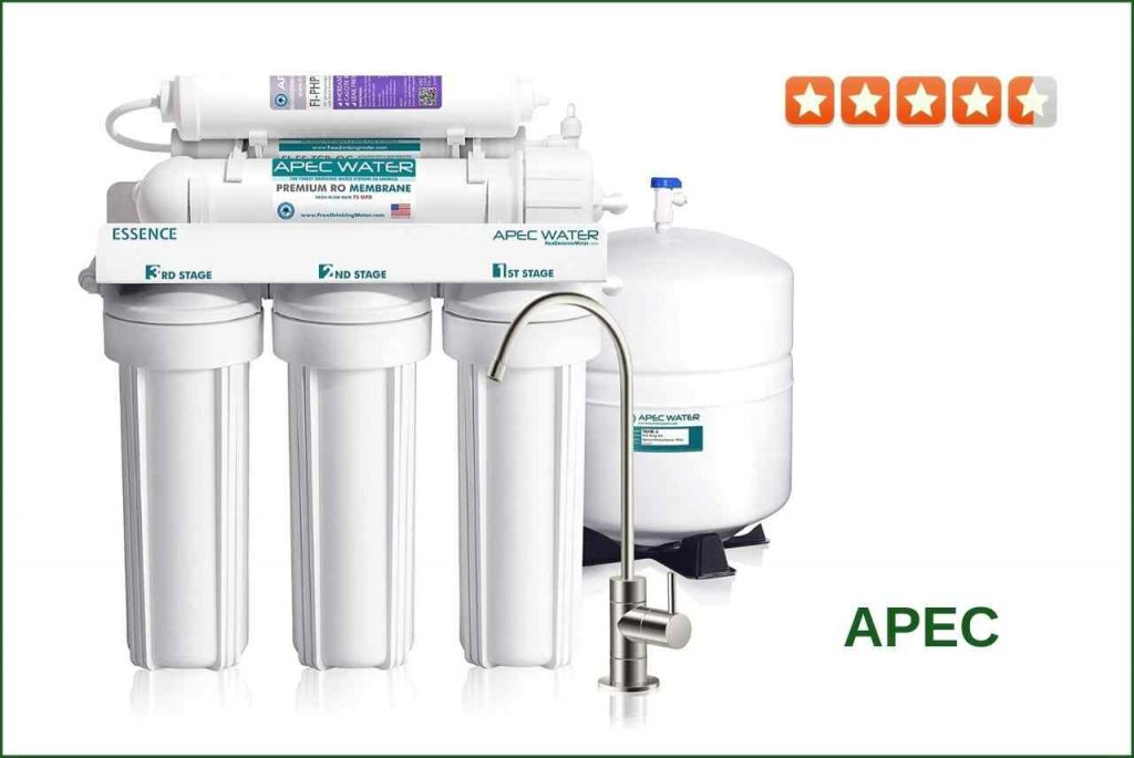 APEC ROES-PH75 6-Stage Undersink Filter