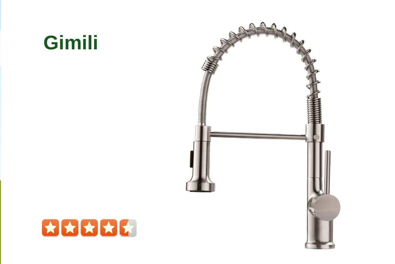GIMILI GM1019N Commercial Kitchen Faucet​