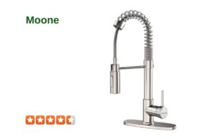 Moone YD-8018 Commercial Kitchen Faucet