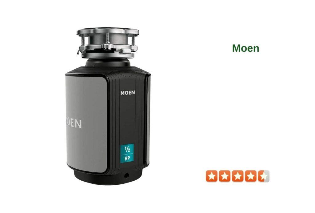 Moen GX50C Prep Series 1/2HP garbage disposal